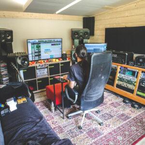 Brown Bear Recording